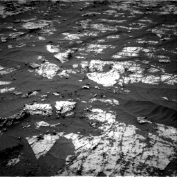 Nasa's Mars rover Curiosity acquired this image using its Right Navigation Camera on Sol 3151, at drive 126, site number 89