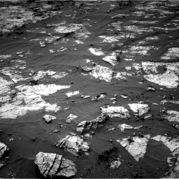 Nasa's Mars rover Curiosity acquired this image using its Right Navigation Camera on Sol 3151, at drive 132, site number 89