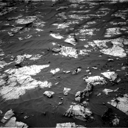 Nasa's Mars rover Curiosity acquired this image using its Right Navigation Camera on Sol 3151, at drive 150, site number 89