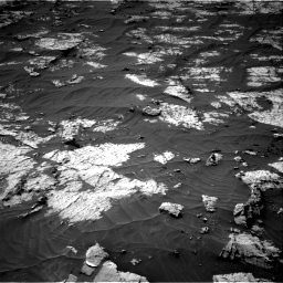 Nasa's Mars rover Curiosity acquired this image using its Right Navigation Camera on Sol 3151, at drive 156, site number 89