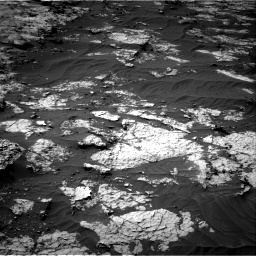 Nasa's Mars rover Curiosity acquired this image using its Right Navigation Camera on Sol 3151, at drive 168, site number 89