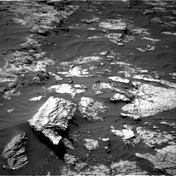 Nasa's Mars rover Curiosity acquired this image using its Right Navigation Camera on Sol 3151, at drive 174, site number 89
