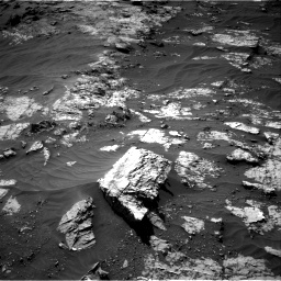 Nasa's Mars rover Curiosity acquired this image using its Right Navigation Camera on Sol 3151, at drive 180, site number 89