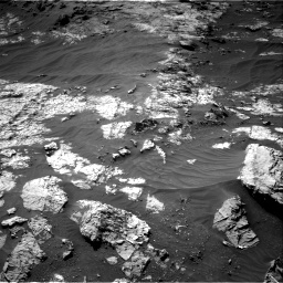 Nasa's Mars rover Curiosity acquired this image using its Right Navigation Camera on Sol 3151, at drive 186, site number 89