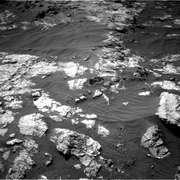 Nasa's Mars rover Curiosity acquired this image using its Right Navigation Camera on Sol 3151, at drive 192, site number 89