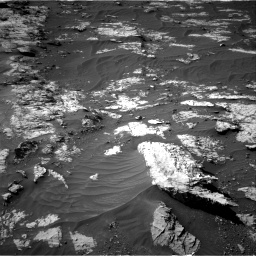 Nasa's Mars rover Curiosity acquired this image using its Right Navigation Camera on Sol 3151, at drive 210, site number 89