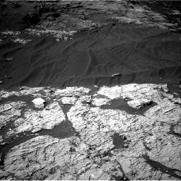 Nasa's Mars rover Curiosity acquired this image using its Right Navigation Camera on Sol 3151, at drive 240, site number 89