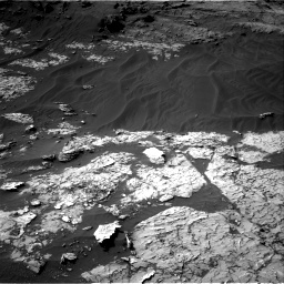 Nasa's Mars rover Curiosity acquired this image using its Right Navigation Camera on Sol 3151, at drive 246, site number 89