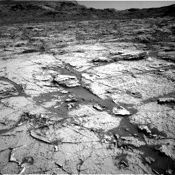 Nasa's Mars rover Curiosity acquired this image using its Right Navigation Camera on Sol 3151, at drive 264, site number 89