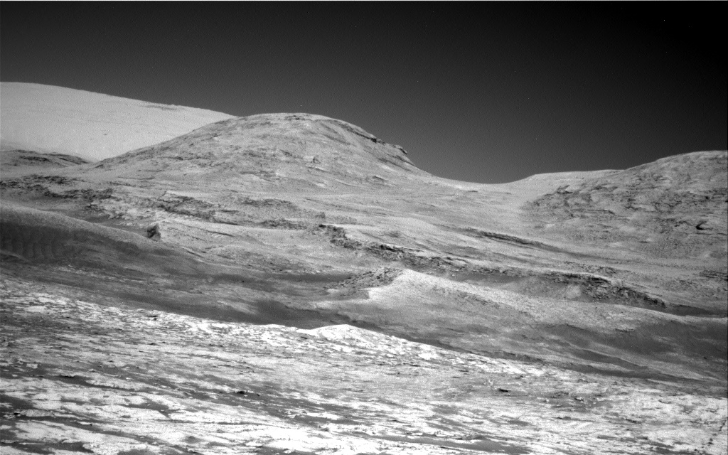 Nasa's Mars rover Curiosity acquired this image using its Right Navigation Camera on Sol 3151, at drive 276, site number 89