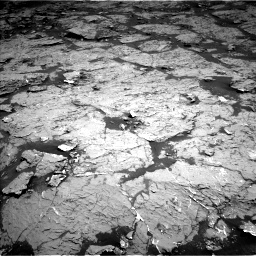 Nasa's Mars rover Curiosity acquired this image using its Left Navigation Camera on Sol 3154, at drive 288, site number 89