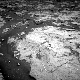 Nasa's Mars rover Curiosity acquired this image using its Left Navigation Camera on Sol 3154, at drive 358, site number 89