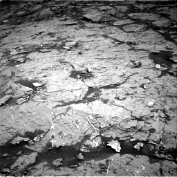 Nasa's Mars rover Curiosity acquired this image using its Right Navigation Camera on Sol 3154, at drive 276, site number 89