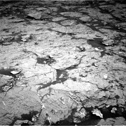 Nasa's Mars rover Curiosity acquired this image using its Right Navigation Camera on Sol 3154, at drive 288, site number 89