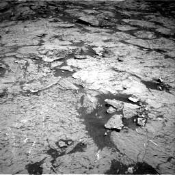 Nasa's Mars rover Curiosity acquired this image using its Right Navigation Camera on Sol 3154, at drive 300, site number 89