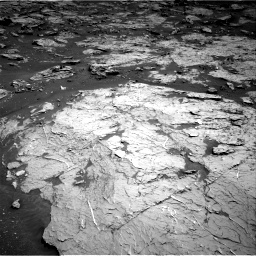 Nasa's Mars rover Curiosity acquired this image using its Right Navigation Camera on Sol 3154, at drive 358, site number 89