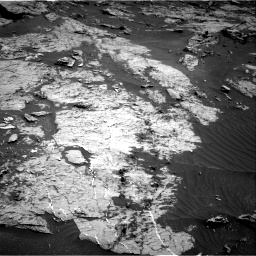 Nasa's Mars rover Curiosity acquired this image using its Right Navigation Camera on Sol 3154, at drive 412, site number 89