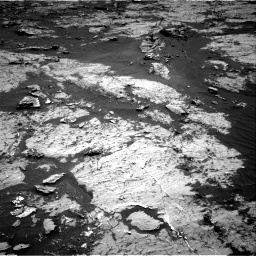 Nasa's Mars rover Curiosity acquired this image using its Right Navigation Camera on Sol 3154, at drive 436, site number 89