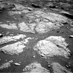 Nasa's Mars rover Curiosity acquired this image using its Right Navigation Camera on Sol 3154, at drive 472, site number 89