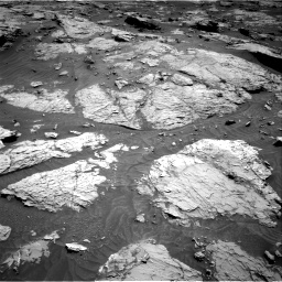 Nasa's Mars rover Curiosity acquired this image using its Right Navigation Camera on Sol 3154, at drive 478, site number 89