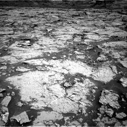 Nasa's Mars rover Curiosity acquired this image using its Right Navigation Camera on Sol 3154, at drive 496, site number 89
