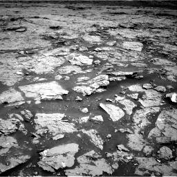 Nasa's Mars rover Curiosity acquired this image using its Right Navigation Camera on Sol 3154, at drive 604, site number 89