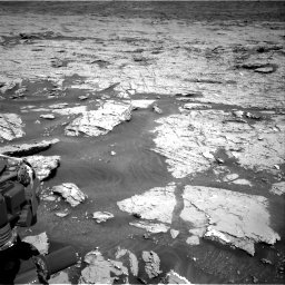 Nasa's Mars rover Curiosity acquired this image using its Right Navigation Camera on Sol 3154, at drive 616, site number 89