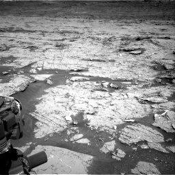 Nasa's Mars rover Curiosity acquired this image using its Right Navigation Camera on Sol 3154, at drive 628, site number 89