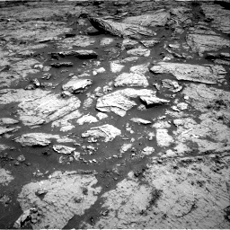 Nasa's Mars rover Curiosity acquired this image using its Right Navigation Camera on Sol 3154, at drive 646, site number 89