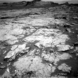Nasa's Mars rover Curiosity acquired this image using its Right Navigation Camera on Sol 3154, at drive 700, site number 89