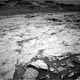 Nasa's Mars rover Curiosity acquired this image using its Right Navigation Camera on Sol 3154, at drive 706, site number 89