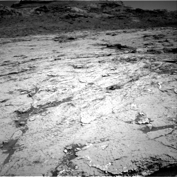Nasa's Mars rover Curiosity acquired this image using its Right Navigation Camera on Sol 3154, at drive 712, site number 89