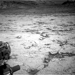 Nasa's Mars rover Curiosity acquired this image using its Right Navigation Camera on Sol 3154, at drive 718, site number 89