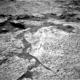 Nasa's Mars rover Curiosity acquired this image using its Left Navigation Camera on Sol 3156, at drive 958, site number 89