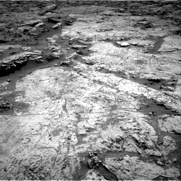 Nasa's Mars rover Curiosity acquired this image using its Right Navigation Camera on Sol 3156, at drive 778, site number 89