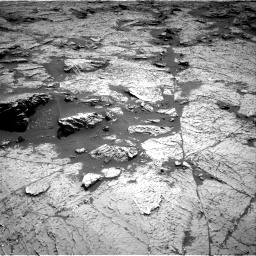 Nasa's Mars rover Curiosity acquired this image using its Right Navigation Camera on Sol 3156, at drive 832, site number 89