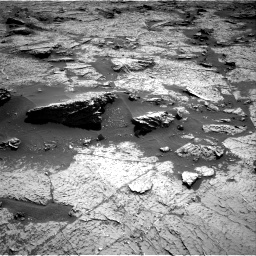 Nasa's Mars rover Curiosity acquired this image using its Right Navigation Camera on Sol 3156, at drive 838, site number 89