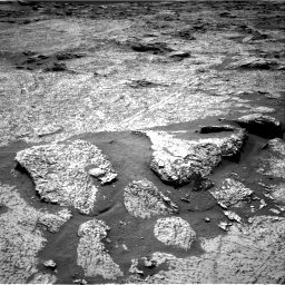 Nasa's Mars rover Curiosity acquired this image using its Right Navigation Camera on Sol 3156, at drive 898, site number 89