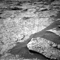 Nasa's Mars rover Curiosity acquired this image using its Right Navigation Camera on Sol 3156, at drive 928, site number 89