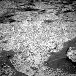 Nasa's Mars rover Curiosity acquired this image using its Right Navigation Camera on Sol 3156, at drive 934, site number 89