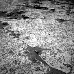 Nasa's Mars rover Curiosity acquired this image using its Right Navigation Camera on Sol 3156, at drive 940, site number 89