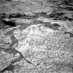 Nasa's Mars rover Curiosity acquired this image using its Right Navigation Camera on Sol 3156, at drive 958, site number 89