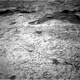 Nasa's Mars rover Curiosity acquired this image using its Right Navigation Camera on Sol 3156, at drive 988, site number 89