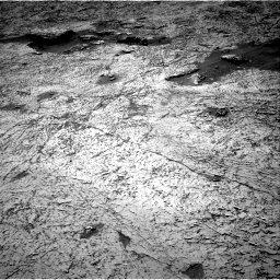 Nasa's Mars rover Curiosity acquired this image using its Right Navigation Camera on Sol 3156, at drive 994, site number 89