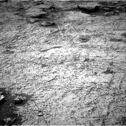 Nasa's Mars rover Curiosity acquired this image using its Right Navigation Camera on Sol 3156, at drive 1018, site number 89