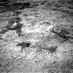 Nasa's Mars rover Curiosity acquired this image using its Right Navigation Camera on Sol 3156, at drive 1048, site number 89
