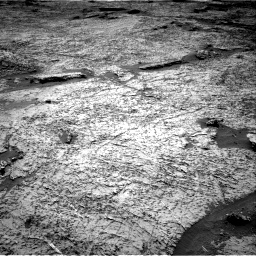 Nasa's Mars rover Curiosity acquired this image using its Right Navigation Camera on Sol 3156, at drive 1078, site number 89