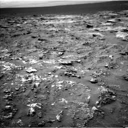 Nasa's Mars rover Curiosity acquired this image using its Left Navigation Camera on Sol 3158, at drive 1274, site number 89