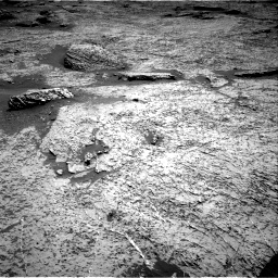 Nasa's Mars rover Curiosity acquired this image using its Right Navigation Camera on Sol 3158, at drive 1088, site number 89