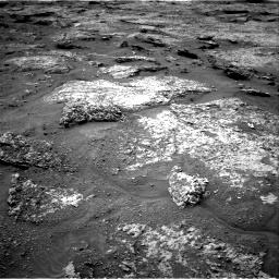 Nasa's Mars rover Curiosity acquired this image using its Right Navigation Camera on Sol 3158, at drive 1202, site number 89